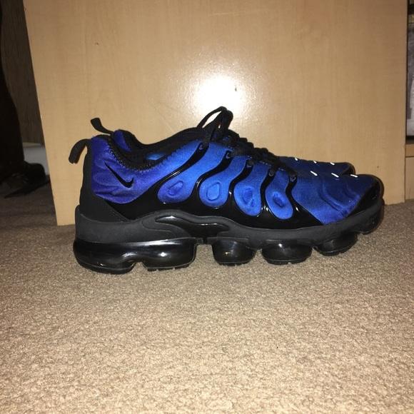 Shoes | Air Vapor Max Plus Photo Blue